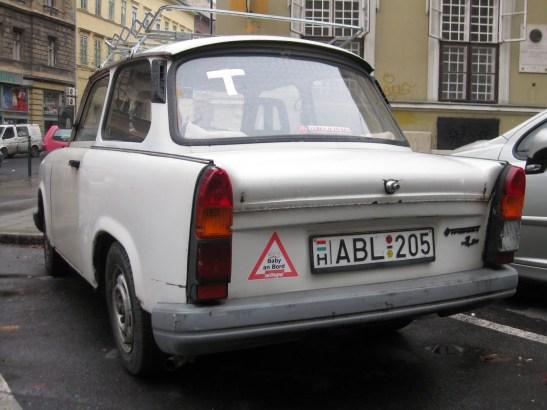 Trabant rear
