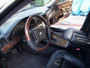 1999 BMW 750i Interior