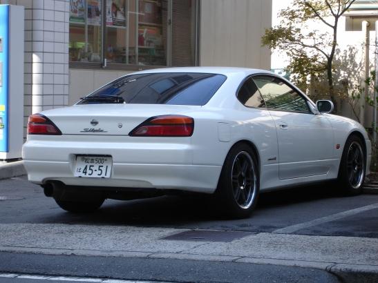 1999 Nissan Silvia Spec S