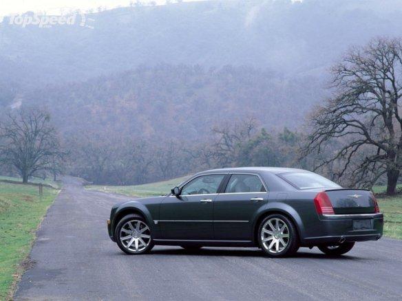 2005-2010 Chrysler 300: The Return of the Beautiful Brute
