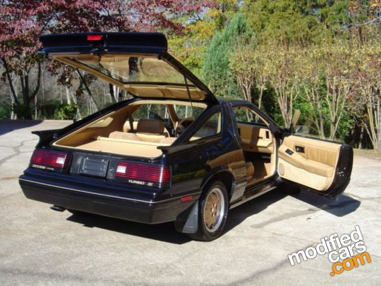 1986 Dodge Daytona Turbo Z/CS