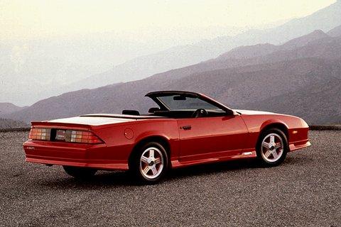 1990 Chevrolet Camaro RS
