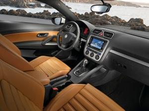 2008 Volkswagen Scirocco Interior