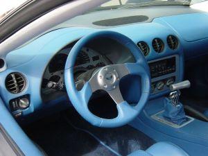 SD 421 Interior