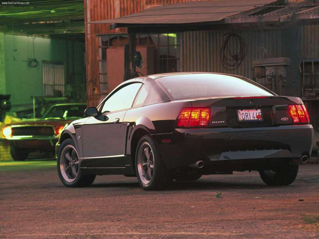 New Century Dodge >> 2001 Ford Mustang Bullitt GT: Living the Legacy | Autopolis